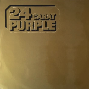 Deep Purple ‎- 24 Carat Purple (LP) (VG++/VG)